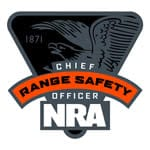 NRA Certified Chief Range Safety Officer